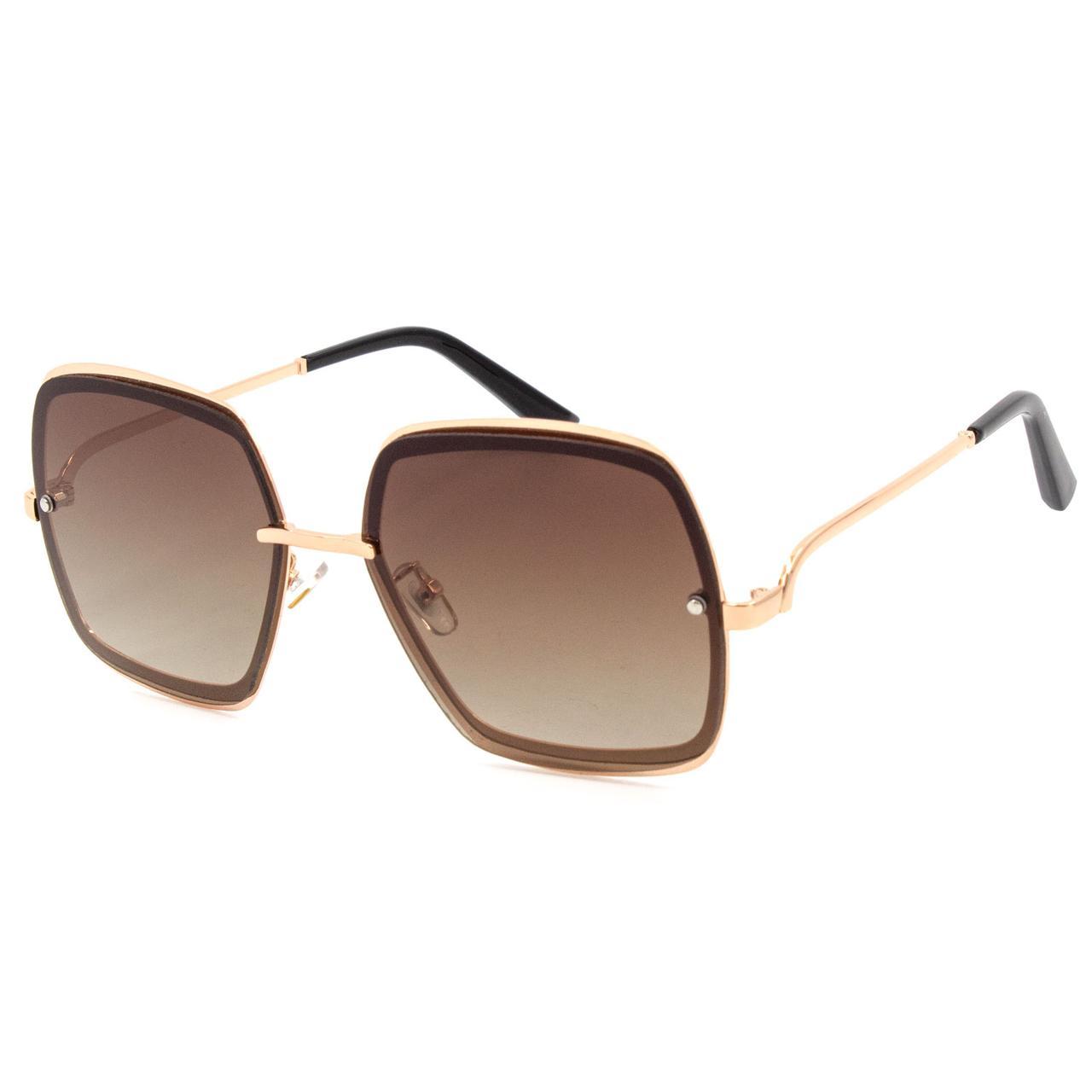 Солнцезащитные очки Marmilen Polar 6340 C4 бежевые    ( 6340-04 )