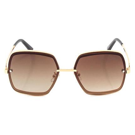 Солнцезащитные очки Marmilen Polar 6340 C4 бежевые    ( 6340-04 ), фото 2