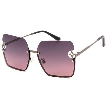 Солнцезащитные очки Marmilen Polar 6380 C4 черные    ( 6380-04 ), фото 2