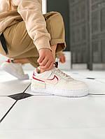 Кроссовки женские Nike Air Force 1 Shadow Phantom Echo Pink, код KS-9752