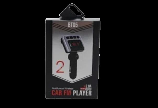 Трансмітер FM модулятор BT05