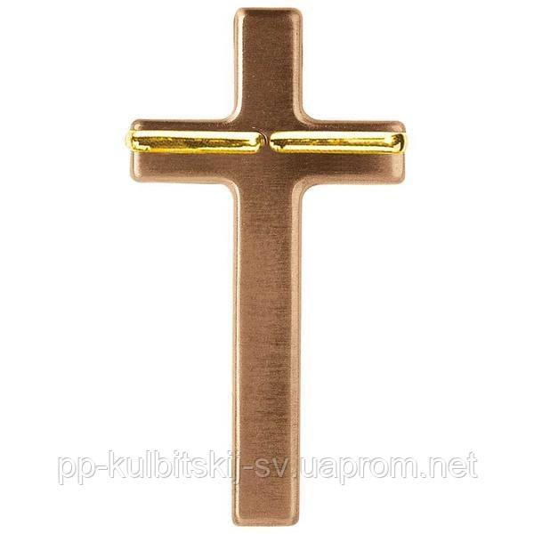 Хрест на памятник з бронзи Lorenzi 2053 \28