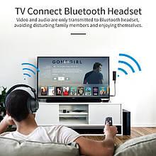 Bluetooth 5,0 аудіо передавач + приймач ZF-360 (Transmitter + Receiver)