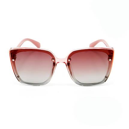 Солнцезащитные очки Marmilen Polar P8304 P6 розовые  с градиентом  ( P8304-06 ), фото 2