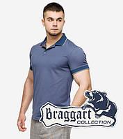 Braggart | Тенниска мужская 6093 джинс