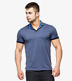 Braggart | Рубашка поло 6422 джинс, фото 2