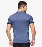 Braggart | Рубашка поло 6422 джинс, фото 3