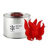 Фотополимерная смола MonoFilament Basic 0.5, Красный
