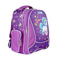 Рюкзак школьный ортопедический SMART ZZ-02 Unicorn , код: 558184