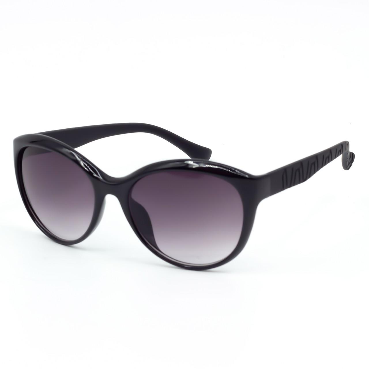 Солнцезащитные очки Marmilen 16947 C2 черные глянцевые    ( 16947-02 )