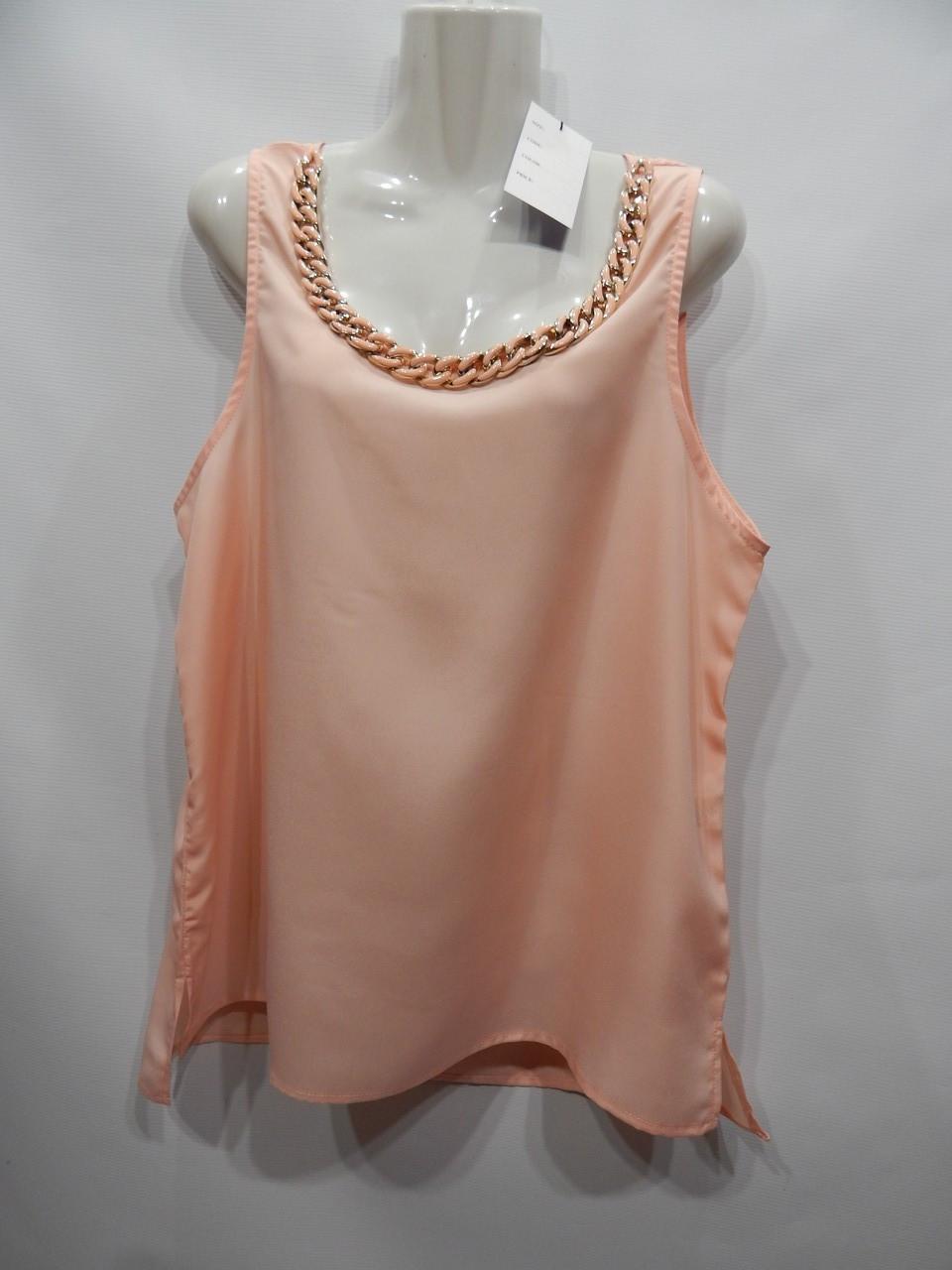 Блуза легкая фирменная женская Jenifer Taylor 52-54 р., 171бж