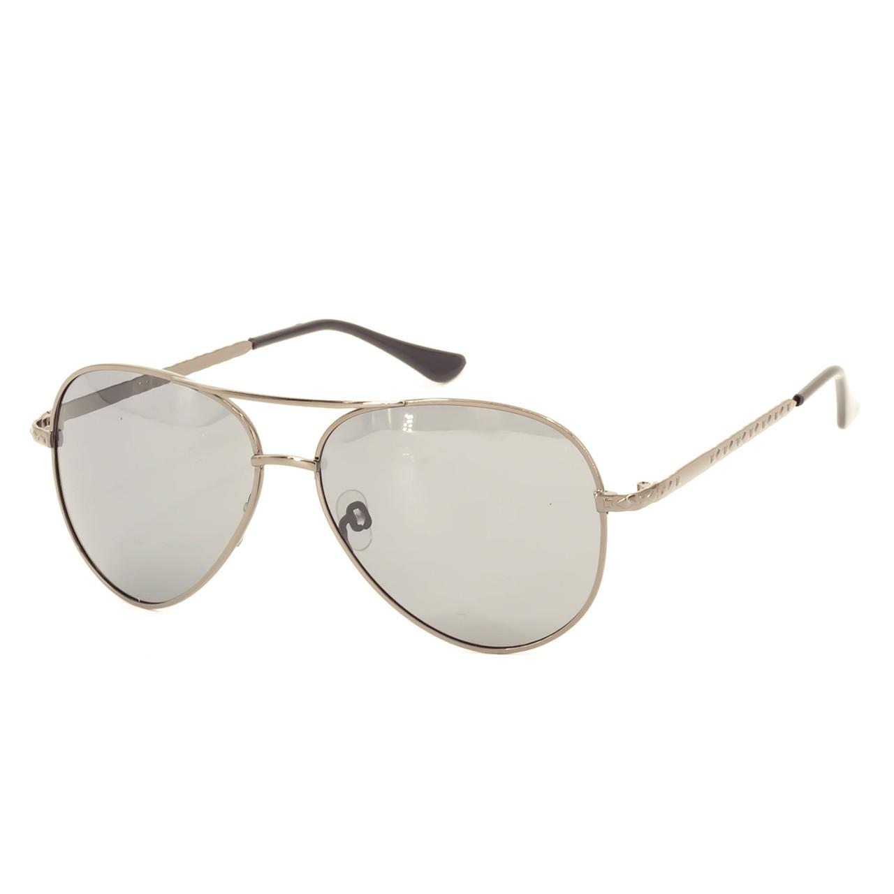 Солнцезащитные очки Marmilen Polar 1011 C2 темное серебро с черным   ( 1011-02 )