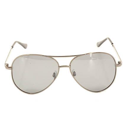 Солнцезащитные очки Marmilen Polar 1011 C2 темное серебро с черным   ( 1011-02 ), фото 2