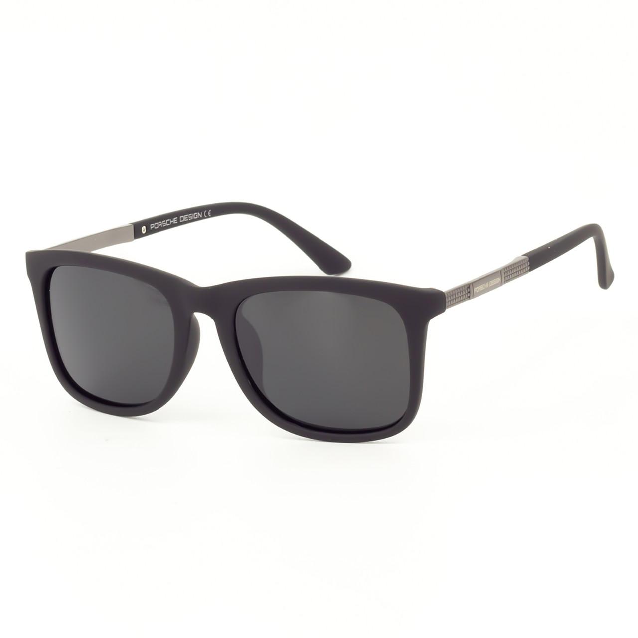 Солнцезащитные очки Porsche RP9005 C1 черные матовые    ( RP9005-01 )