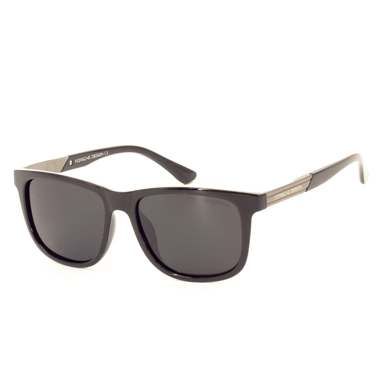 Солнцезащитные очки Porsche RP9003 C2 черные глянцевые    ( RP9003-02 )