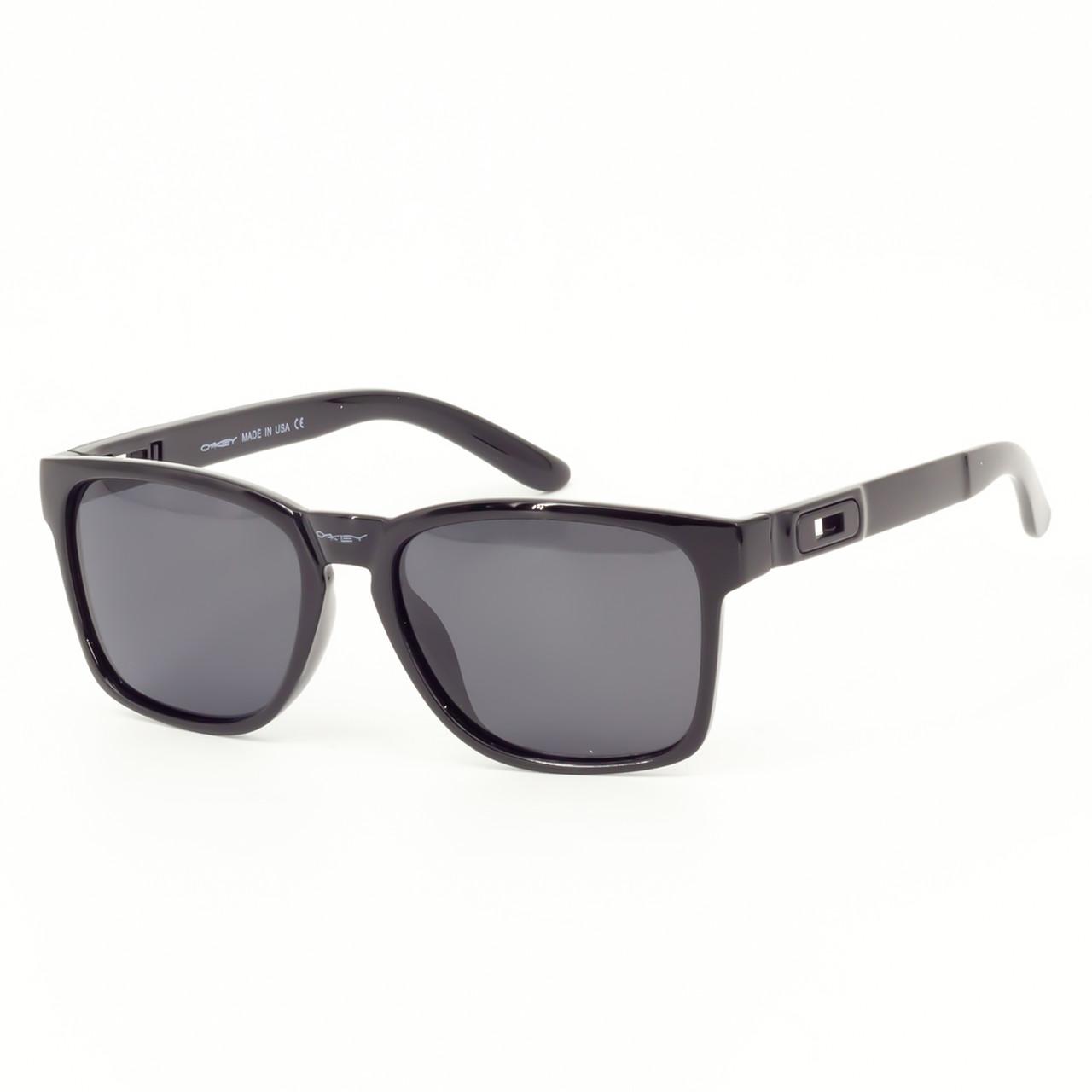 Солнцезащитные очки Oakley RP9034 C9 черные глянцевые    ( RP9034-09 )