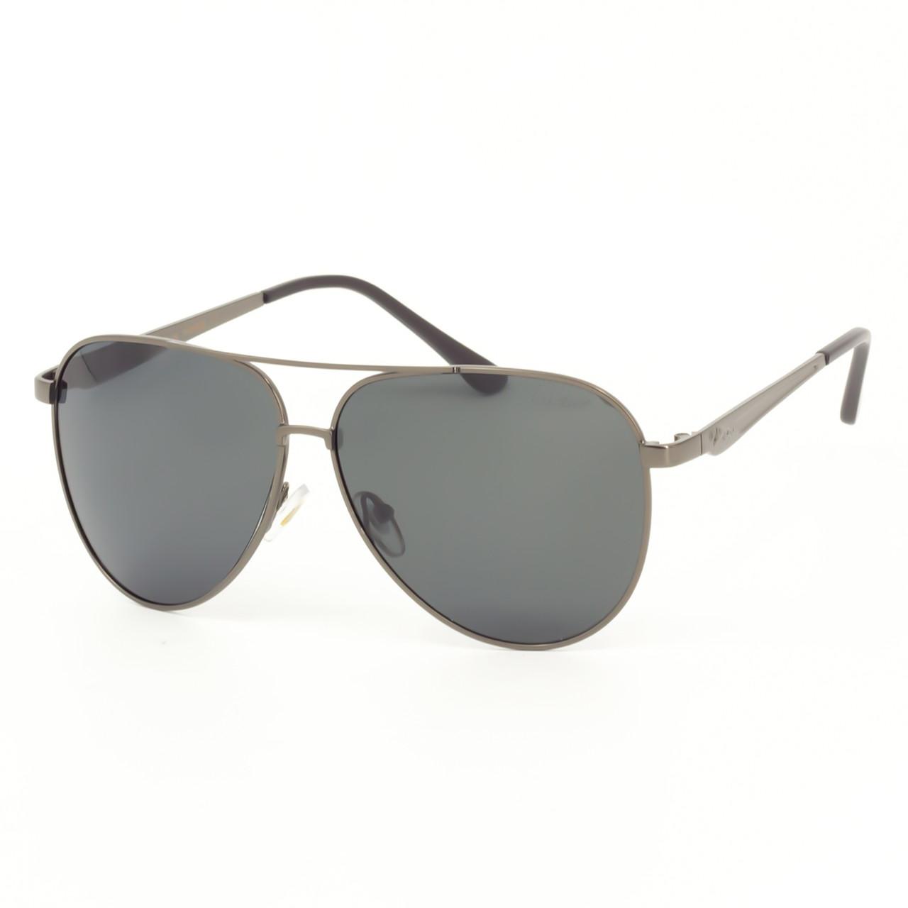 Сонцезахисні окуляри Cartier R00132 C2 сірі метал ( R00132-02 )