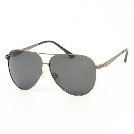 Сонцезахисні окуляри Cartier R00132 C2 сірі метал ( R00132-02 ), фото 2