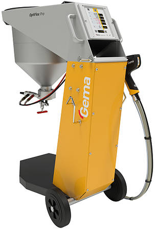 OptiFlex® Pro S: the best solution for difficult powders