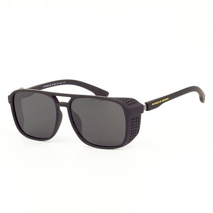 Сонцезахисні окуляри Porsche RP1845 C2 чорні матові ( RP1845-02 ), фото 2