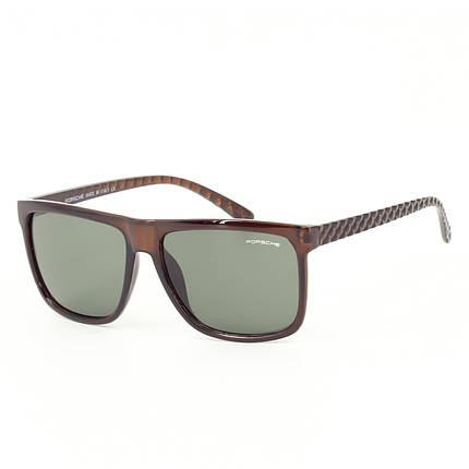 Сонцезахисні окуляри Porsche R2816 C3 коричневі ( R2816-03 ), фото 2