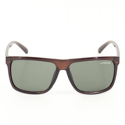 Солнцезащитные очки Porsche R2816 C3 коричневые     ( R2816-03 ), фото 2