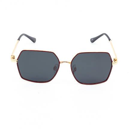 Солнцезащитные очки Marmilen 1029 C4 коричневые     ( 1029-04 ), фото 2