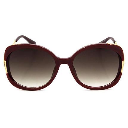 Солнцезащитные очки Marmilen 95145 C3 бордовые     ( 95145-03 ), фото 2