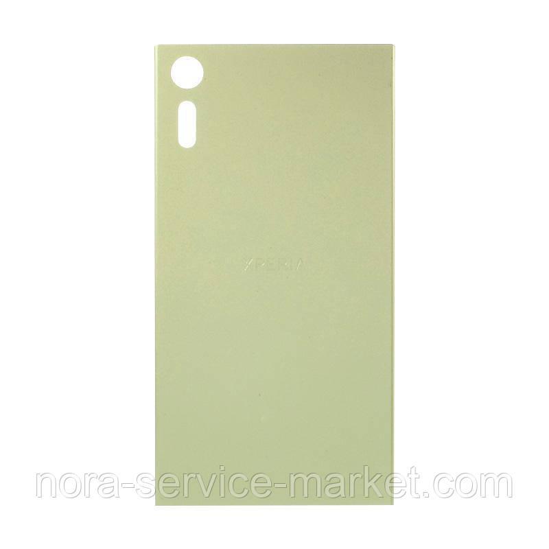 Задняя крышка Sony Xperia XZ Dual (F8332) Lime Gold OR