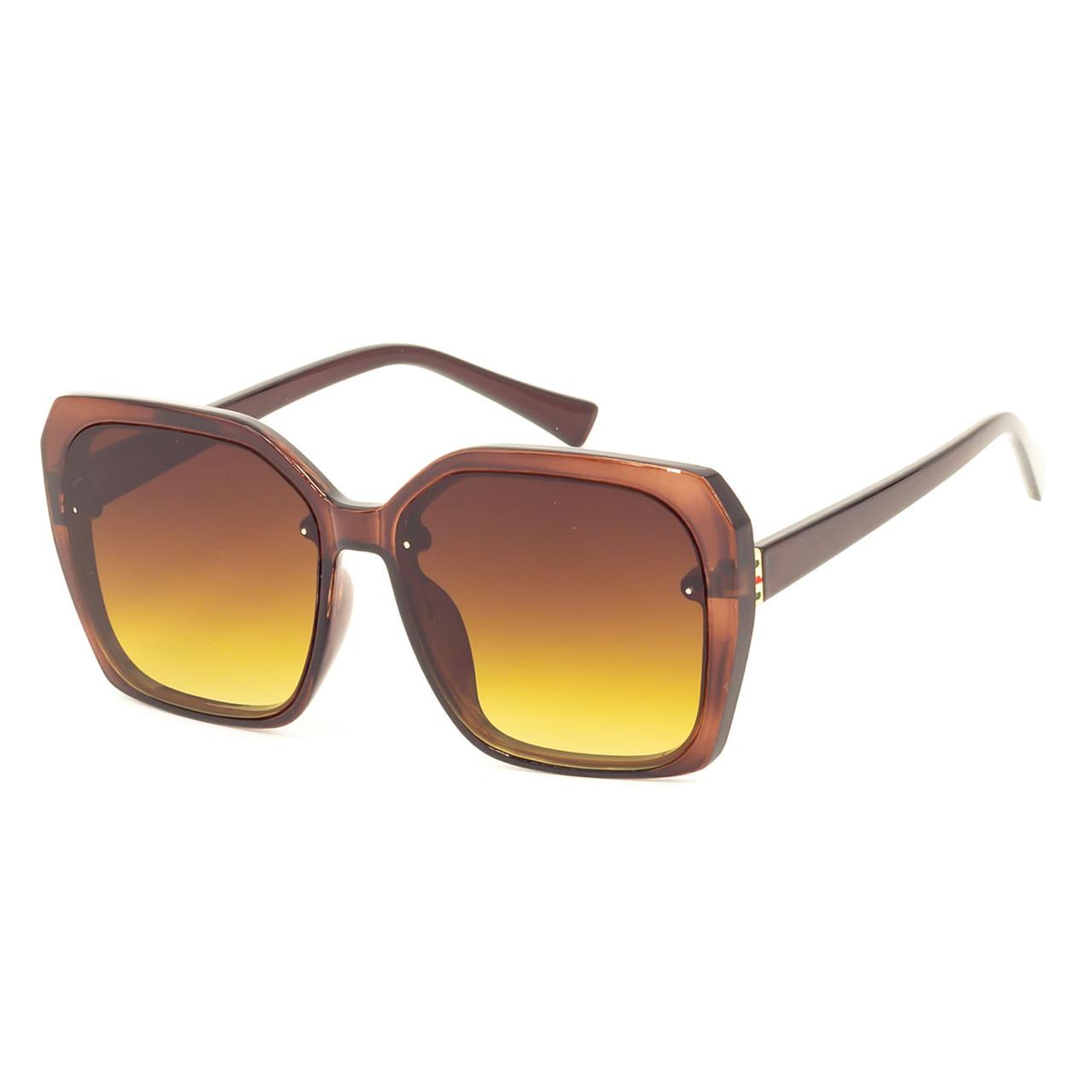 Солнцезащитные очки Marmilen 338877-1 C2 коричневые     ( MA338877-1-02 )