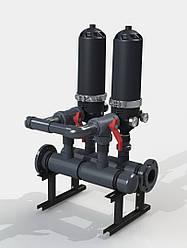 Полуавтоматический фильтр PDF 216A-S (5-50 micron) до 36 м3/ч