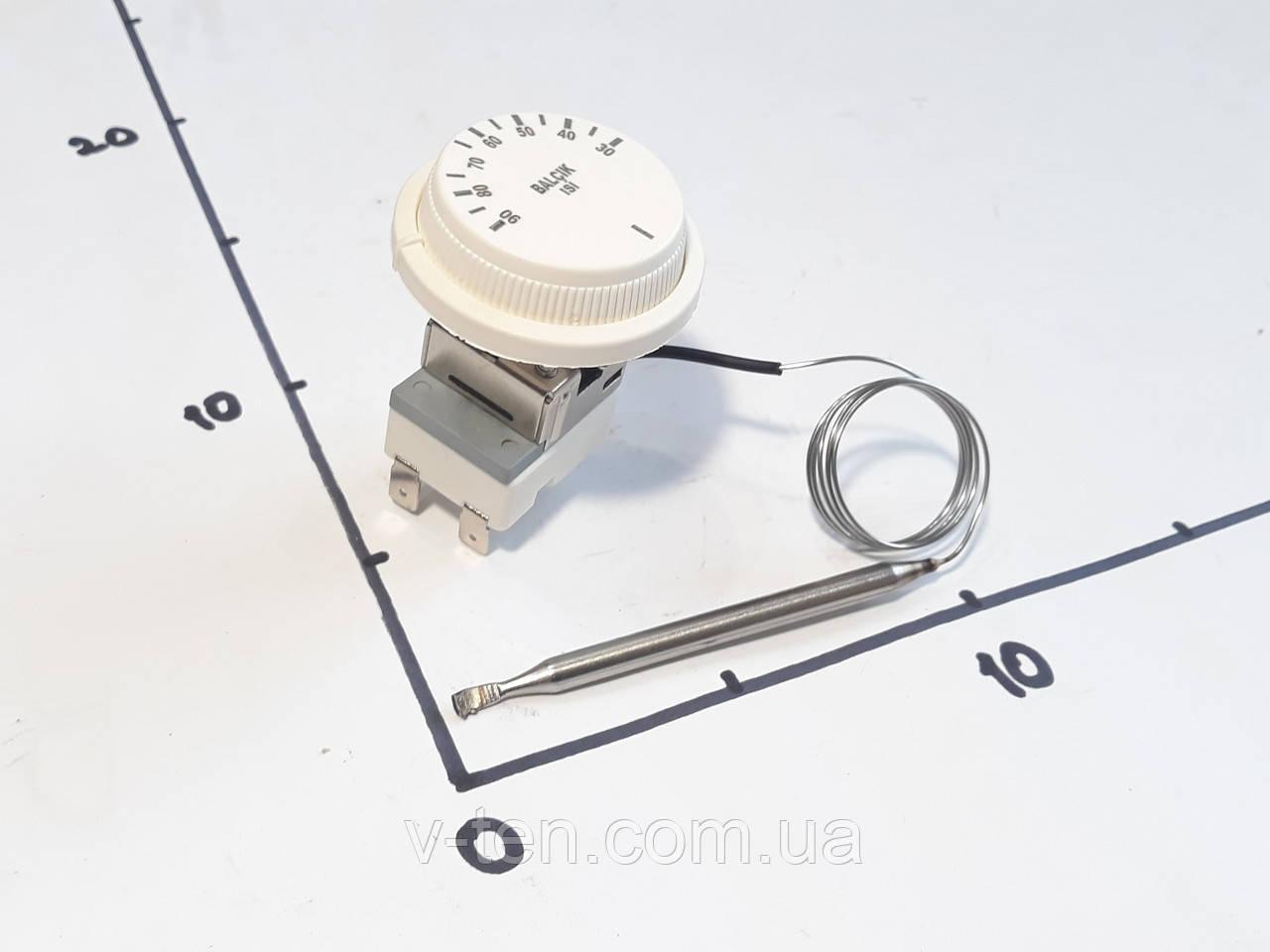 Терморегулятор 50-300°C  капиллярный Balcik (Турция)