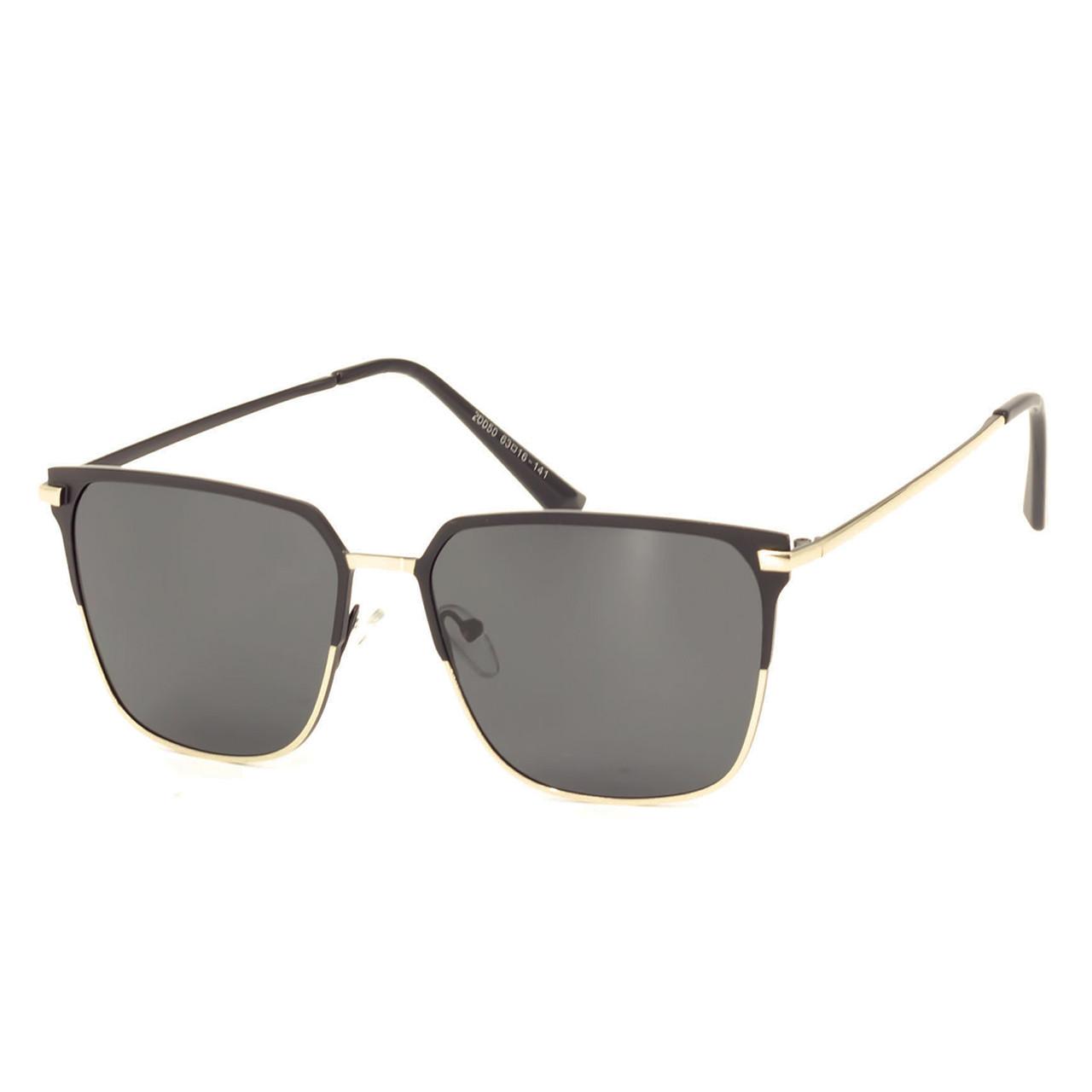 Сонцезахисні окуляри Marmilen Polar 20050 C1 чорно-сірий в металі ( BA20050-01 )