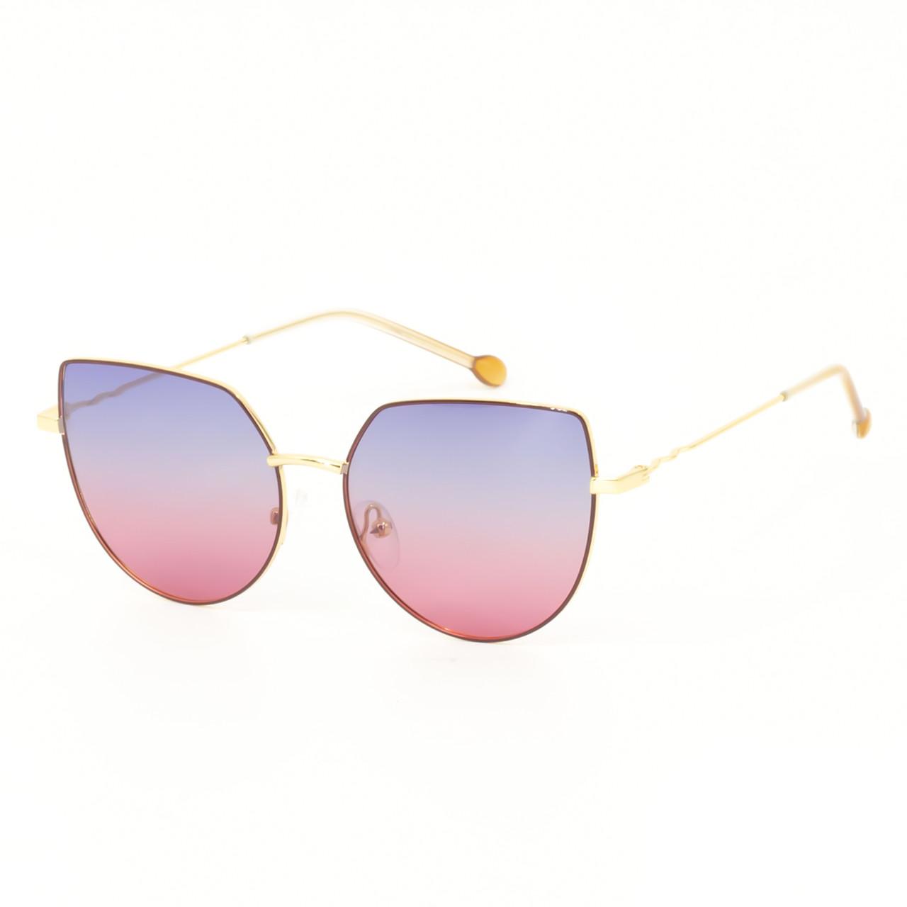 Сонцезахисні окуляри Marmilen Polar 2051 C3 синьо бордові з градієнтом ( BA2051-03 )