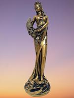 """Статуэтка """"Фортуна"""" 50 см богиня счастья, удачи и плодородия"""