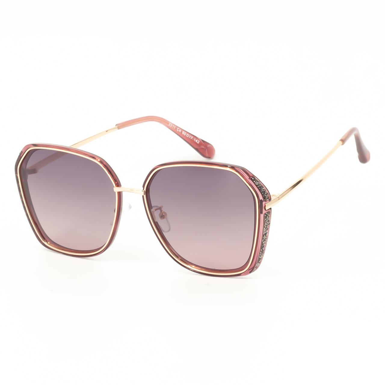 Солнцезащитные очки Marmilen TR-90 3311 C4 розово-бежевый    ( YA3311-04 )