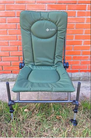 Складной стул Elektrostatyk F2 CUZO нагрузка до 120 кг, фото 2