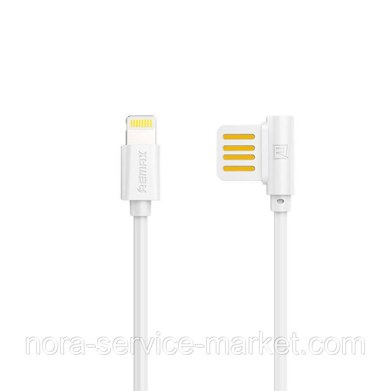 USB Cable Remax (OR) Rayen RC-075i iPhone 6 White 1m