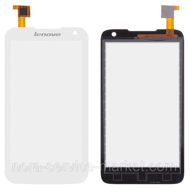 Touchscreen Lenovo A526 White