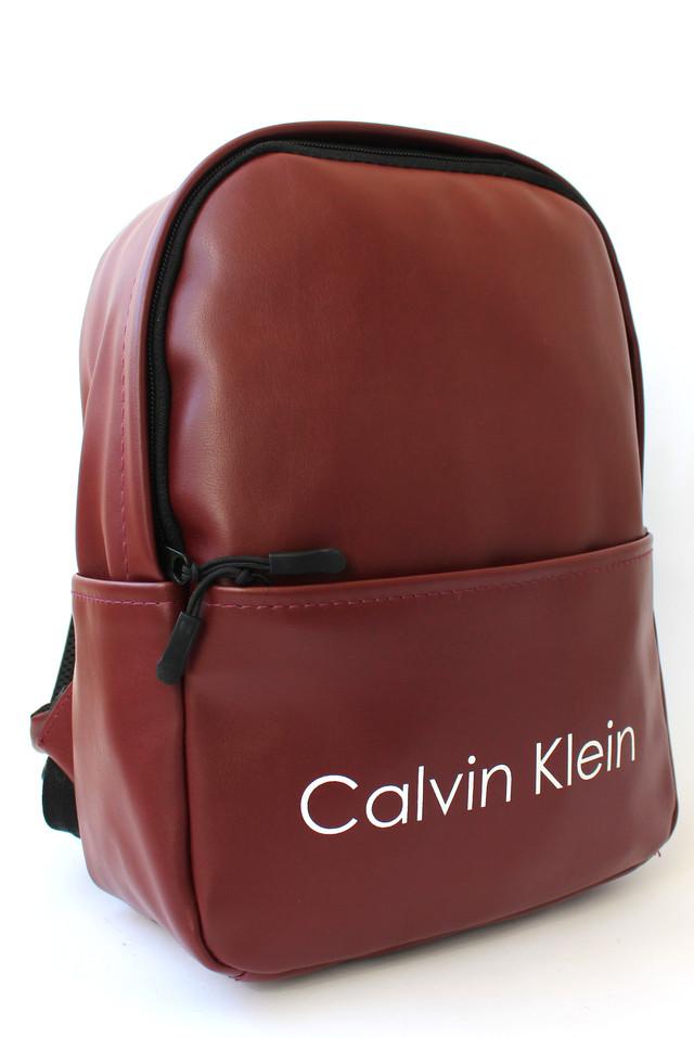 """Городской рюкзак из кожзама """"Calvin K. YR 1205"""""""
