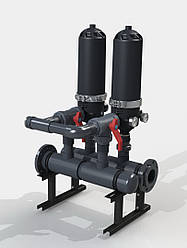 Полуавтоматический фильтр PDF 216A-S (130-400 micron) до 60 м3/ч