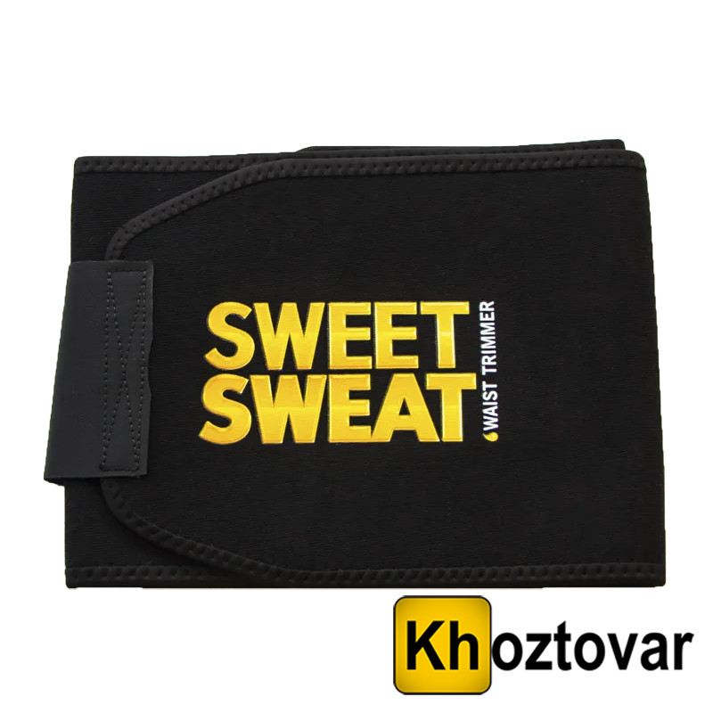 Пояс для схуднення Sweet Sweat Waist Belt Trimmer