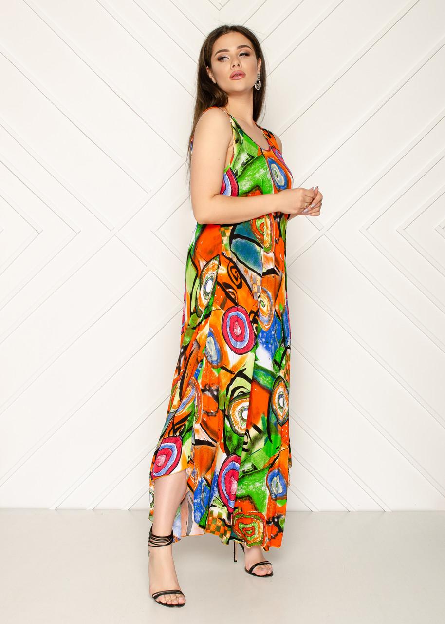 Женское летнее платье 1232-62