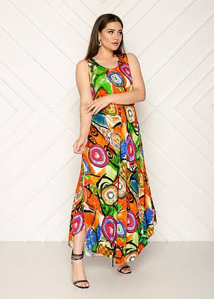 Женское летнее платье 1232-62, фото 2