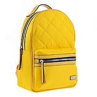 Рюкзак женский YES YW-45 «Tutti» желтый , код: 557802