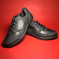 Чорні кросівки чоловічі 40-45 розміра