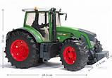 Bruder Игрушка машинка трактор Fendt 936 Vario, 03040, фото 3