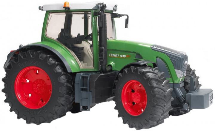 Bruder Игрушка машинка трактор Fendt 936 Vario, 03040
