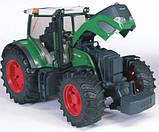 Bruder Игрушка машинка трактор Fendt 936 Vario, 03040, фото 4