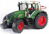 Bruder Игрушка машинка трактор Fendt 936 Vario, 03040, фото 5